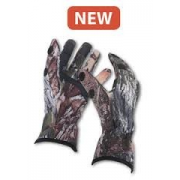 Ridgeline Trigger Gloves Buffalo Camo Fingerless Glove